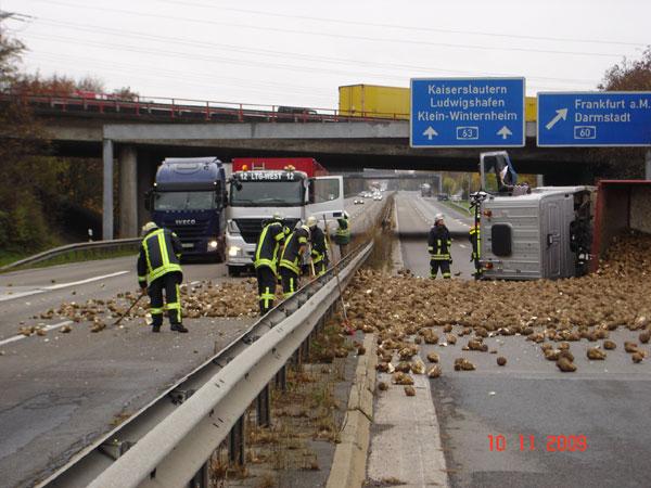 Unfall Philippsburg Heute